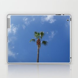 View from the beach Laptop & iPad Skin