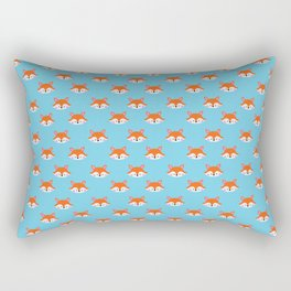 Cute fox Rectangular Pillow