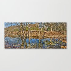 Sparks' Creek #3 Canvas Print