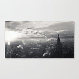 Glasgow Canvas Print