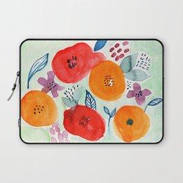Abstract Garden No. 1 Laptop Sleeve