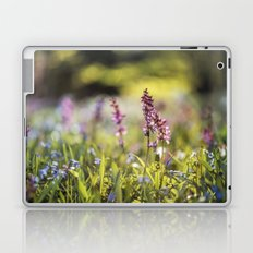 Spring flower meadow I Laptop & iPad Skin