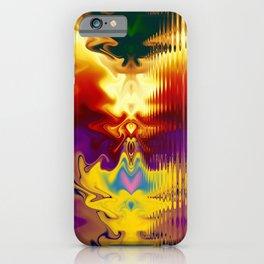 Sunset on Magnus X iPhone Case