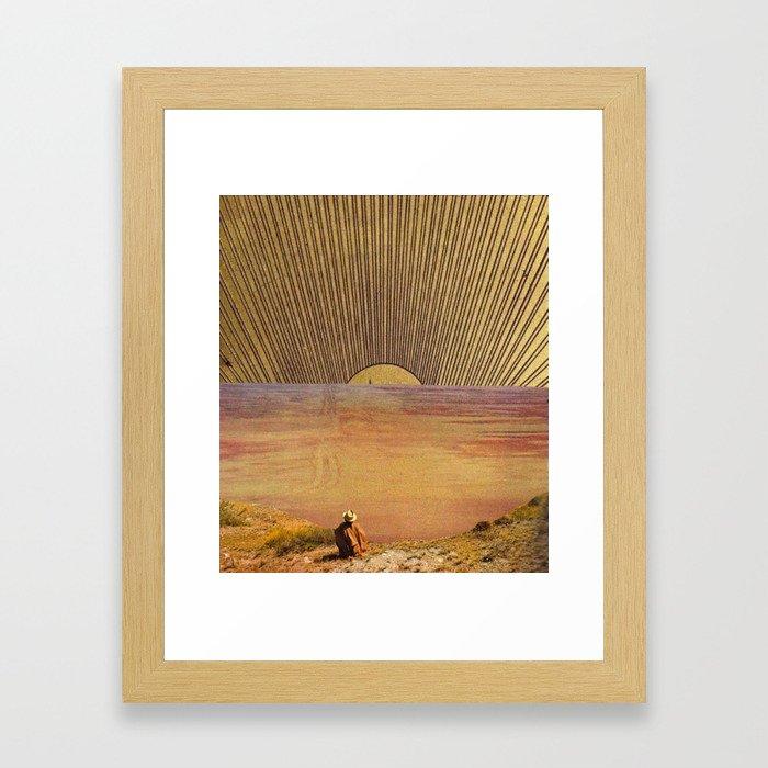 Kenda Framed Art Print