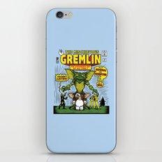 The Mischievous Gremlin iPhone & iPod Skin
