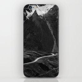 Roads of Bolivia iPhone Skin