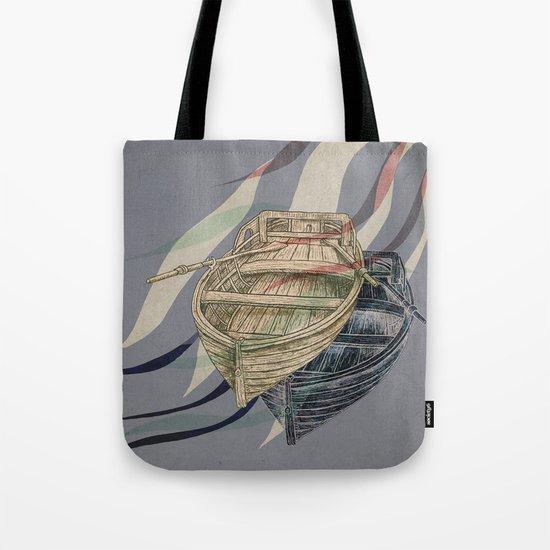 Undercurrents  Tote Bag
