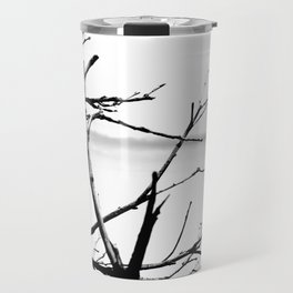Lonely Branches Travel Mug
