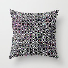 Re-Created  Granada 12 by Robert S. Lee Throw Pillow