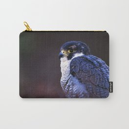 PEREGRINE FALCON PORTRAIT Carry-All Pouch