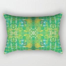 Kiwi Fantasy Rectangular Pillow