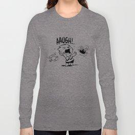 Auugh! Long Sleeve T-shirt
