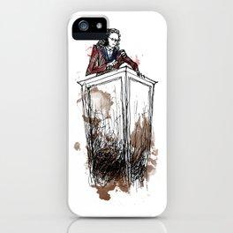 Alice in Wonderland- The Judge iPhone Case
