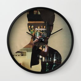 Why isn't christmas the same anymore? Wall Clock