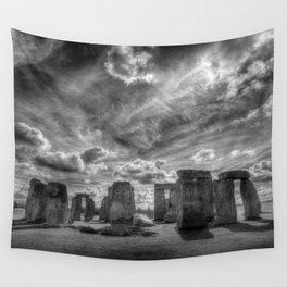 Ancient Stonehenge Wall Tapestry