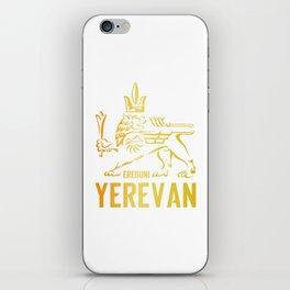 Erebuni Yerevan #society6 #decor #buyart #artprint iPhone Skin
