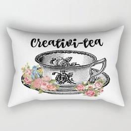 Creativi-tea Rectangular Pillow