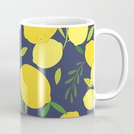 Freshly Picked Lemon Coffee Mug