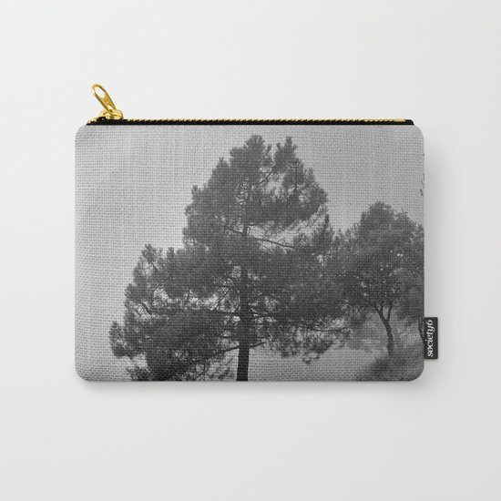"""""""Misty Mountain"""". Into the fog Carry-All Pouch"""