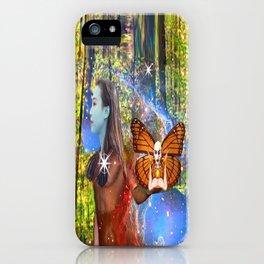 Magic Garden iPhone Case
