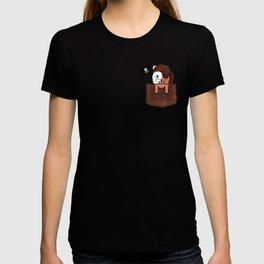 Arrrrrrr! Hamster Pirate! T-shirt