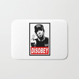 Disobey Randy Bath Mat