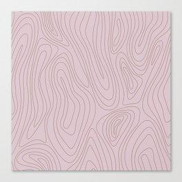 Abstract Tree Bark Canvas Print