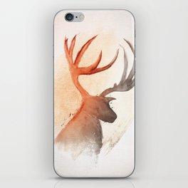 Sunlight Deer iPhone Skin