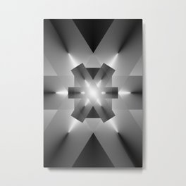 On (Lazarus) Metal Print