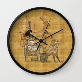 Nebkheperure Wall Clock