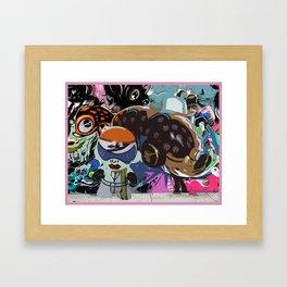 KaMA500 Framed Art Print