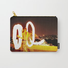 Man on Fire Carry-All Pouch