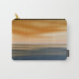 Sand Sea and Sky Carry-All Pouch