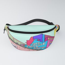 Urban Brussels - The Future is ... Fanny Pack