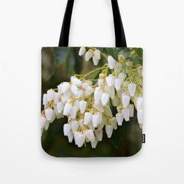 White Bells Tote Bag