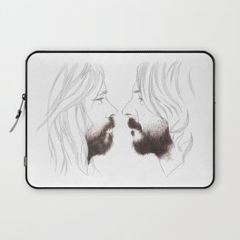 Beards Laptop Sleeve