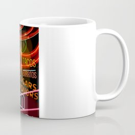 The Night Life Coffee Mug
