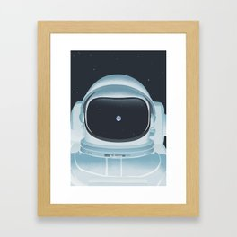 Our Insignificant Little Home Framed Art Print