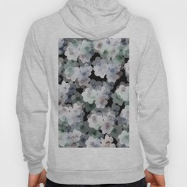 Narcissus pattern Hoody