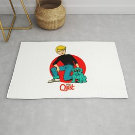 Jonny Quest - TV Series Rug