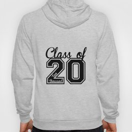 Class of Printable Clipart Graduation Cut File Scrapbooking Template Stencil Highschool Senior Silho Hoody