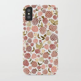 Fruity Ditsy iPhone Case
