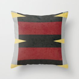 487 Throw Pillow