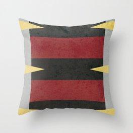 487 Throw Pillow