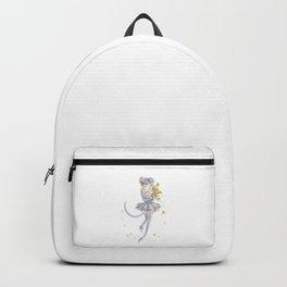 Diana´s human form Sailormoon fanart Backpack