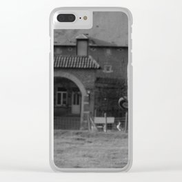 Sharpness Clear iPhone Case
