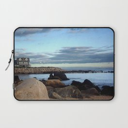 House on a Hill Laptop Sleeve