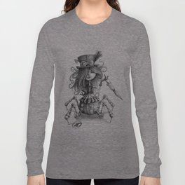 #3 Long Sleeve T-shirt