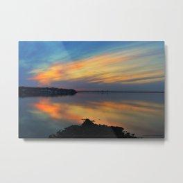 Sea Cliff, NY Metal Print