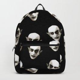 Dracula pattern Backpack